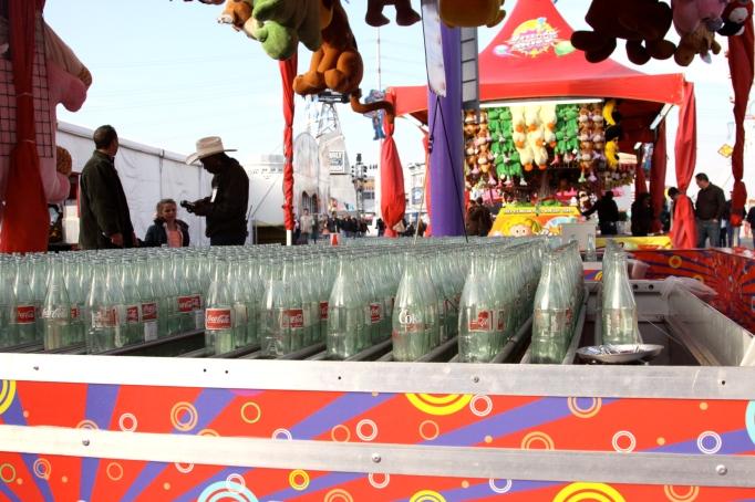 cokes in a row
